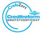 Creditreform - Bonitätszertifikat