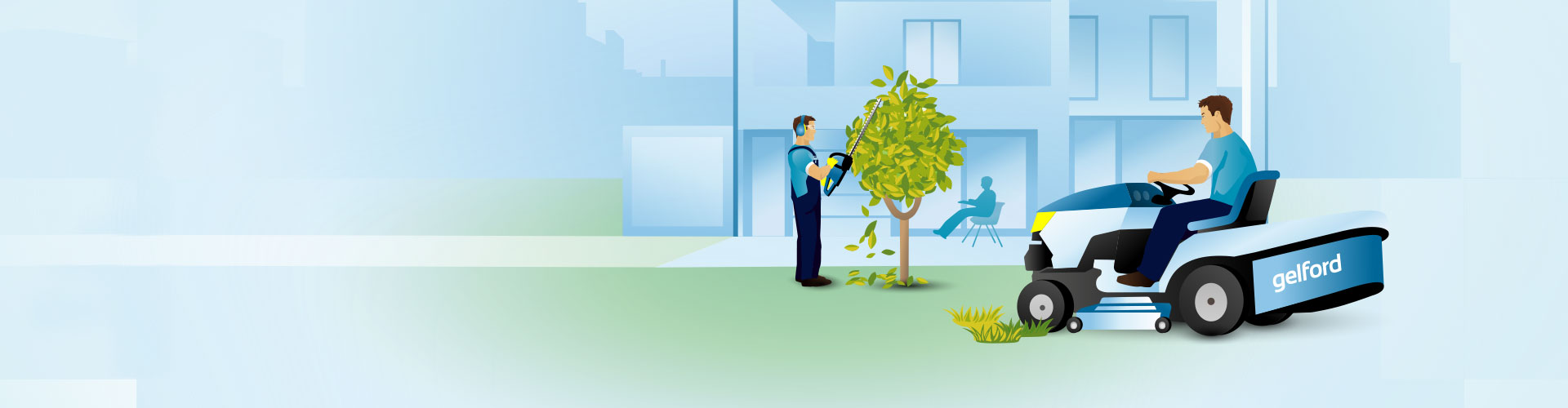 Gartenpflege & Grundstückspflege